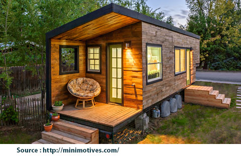 Tiny Houses: A Trend That has Come to Québec