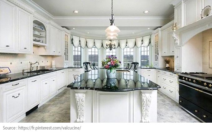 White Kitchens: Modern and Chic - 7