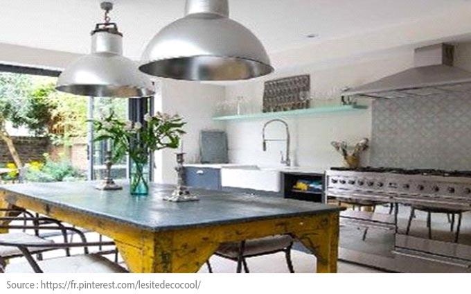 La cuisine blanche : moderne et chic - 5