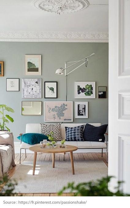 Astuces pour illuminer son intérieur - Murs et plafonds clairs