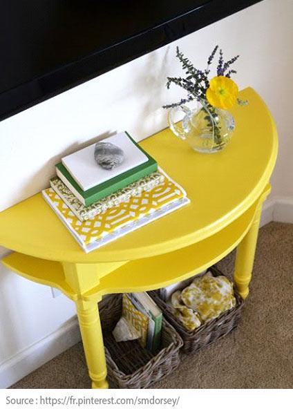 Recycle, reuse, refurbish, refinish, restore, repurpose, repair, repaint…