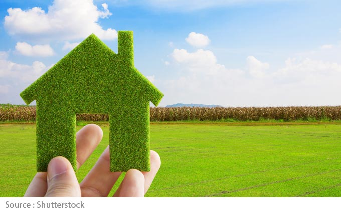 """Why Choose a """"Green"""" Home?"""