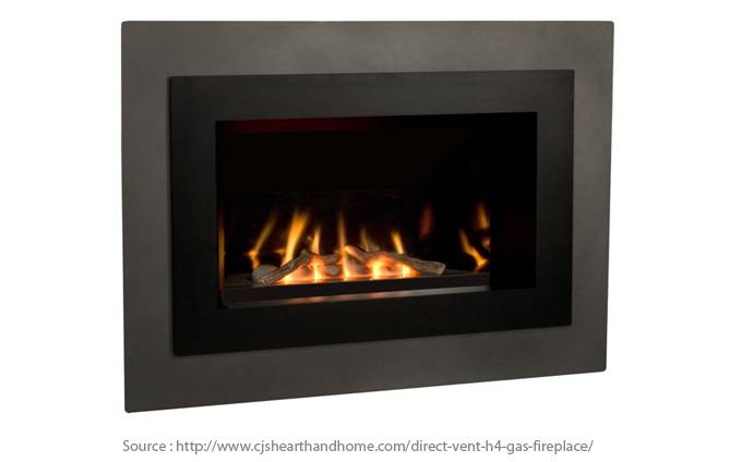 Gas Fireplaces: An Innovative Trend - For all interiors