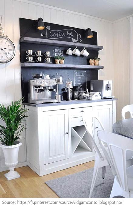 10 Ideas for Creating a Tea and Coffee Nook - 5
