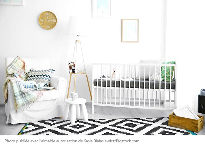 Essentials of a Well-Thought-Out Baby's Room - 3