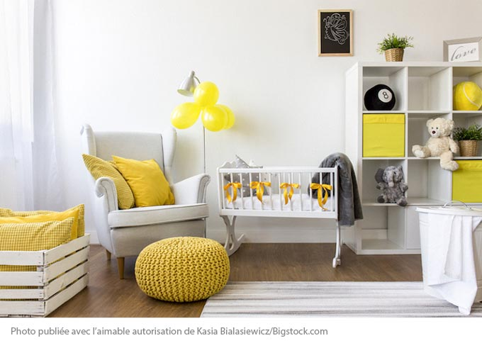 Essentials of a Well-Thought-Out Baby's Room - 1
