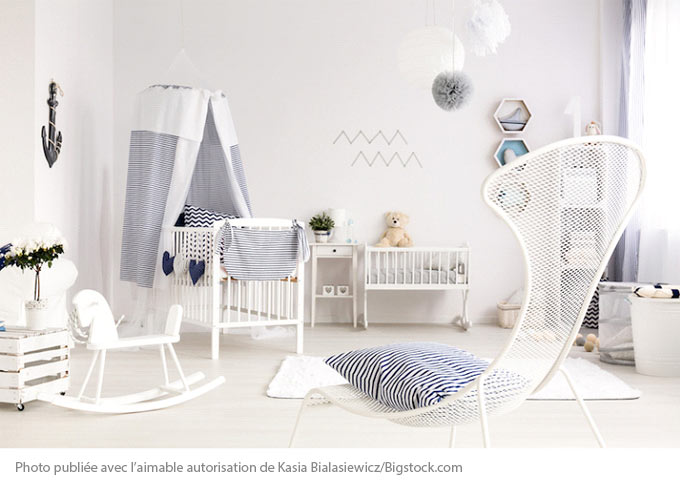 Essentials of a Well-Thought-Out Baby's Room - 2