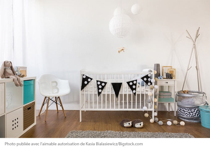 Essentials of a Well-Thought-Out Baby's Room - 4