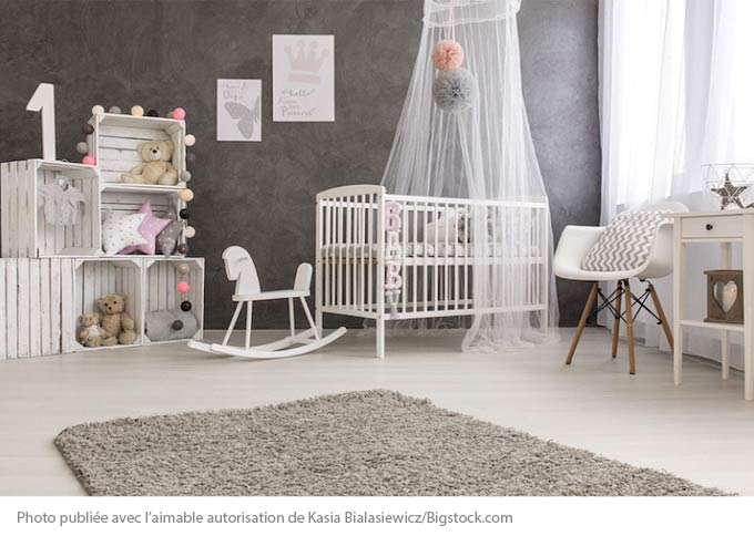 Essentials of a Well-Thought-Out Baby's Room - 5