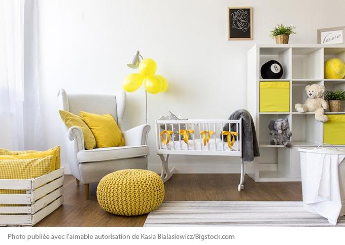 Les essentiels pour une chambre de bébé bien pensée - 1