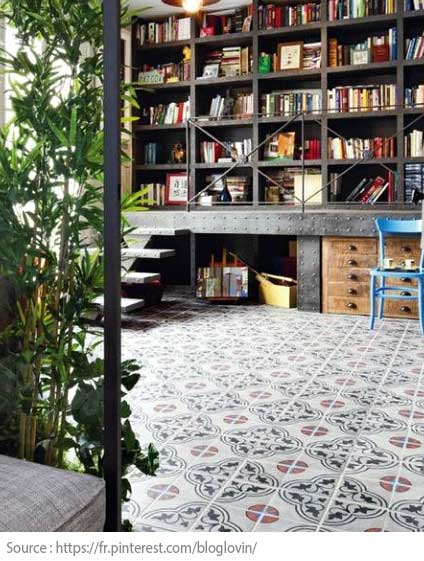 Cement Tiles - An original idea