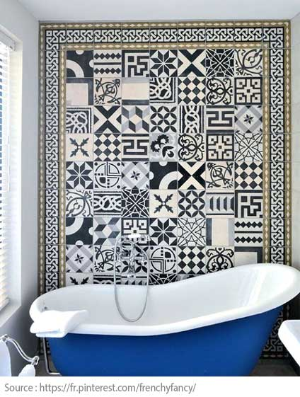 Cement Tiles - A touch of old-school charm