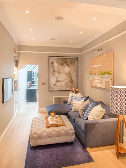 Choisissez un mobilier de taille adaptée