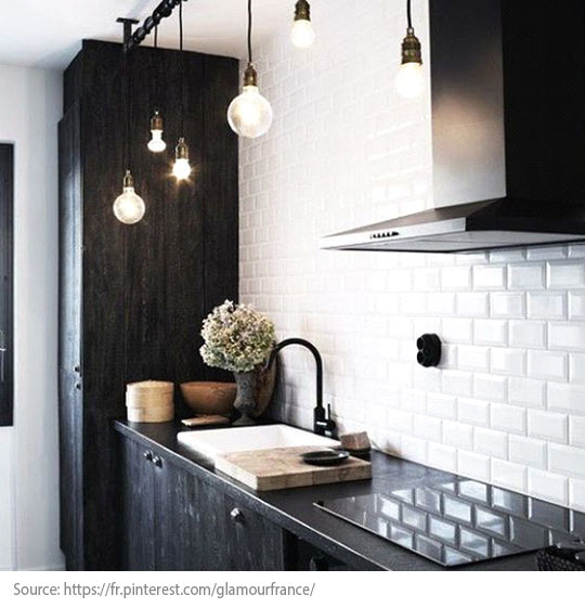 Decorating Trends: 10 Great Items to Discover! - Subway tiles