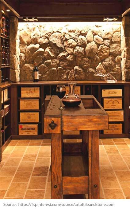 Solutions pour une cave à vin maison - 2