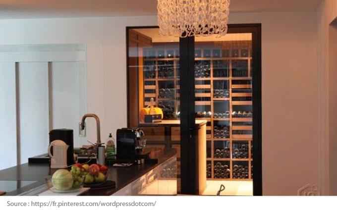 Solutions pour une cave à vin maison - 3