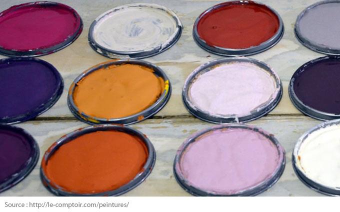 Choisir la couleur adéquate pour vos murs