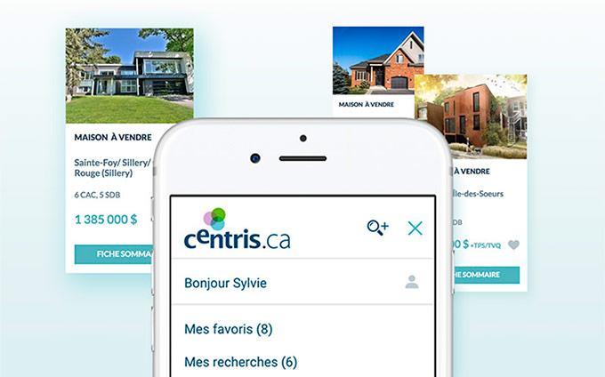Créez votre compte utilisateur sur Centris.ca!