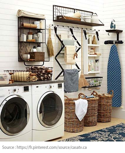 7 Tips for a Great Laundry Room - 7