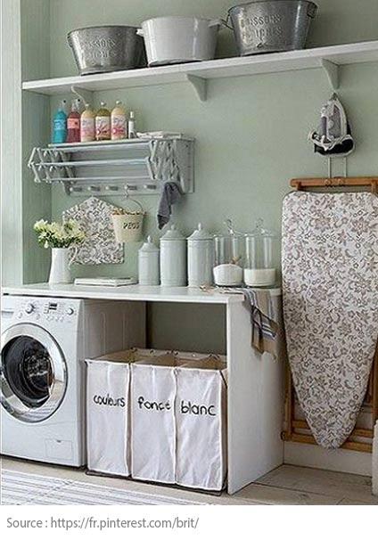 7 conseils pour bien aménager sa salle de lavage - 3