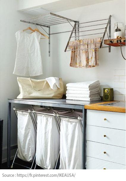 7 conseils pour bien aménager sa salle de lavage - 4