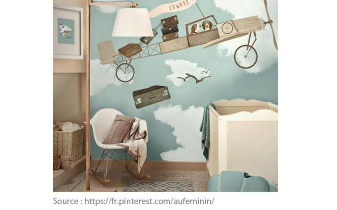Chambre d'enfant no. 2