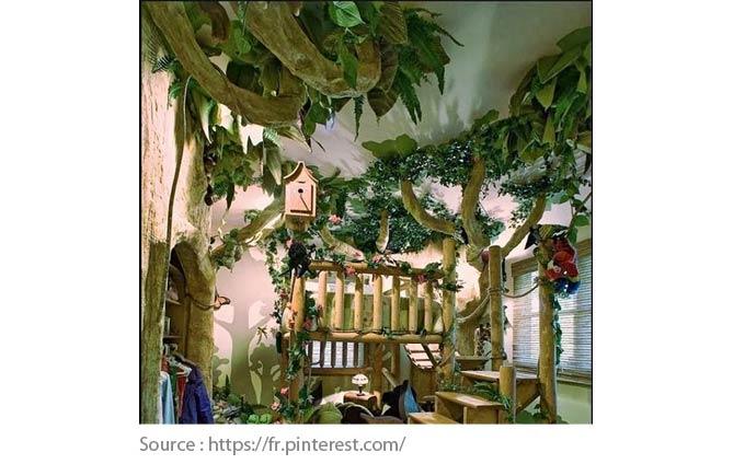 Chambre d'enfant no. 7