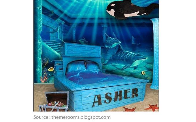 Child's Bedroom #9