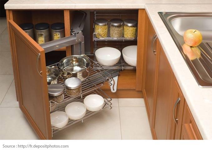 10 idées de rangement pour optimiser une petite cuisine - 2