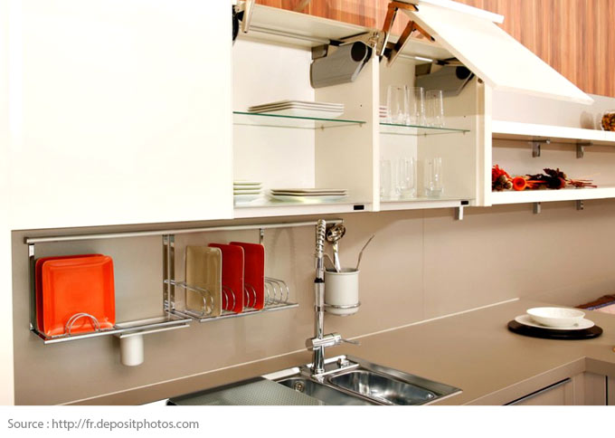 10 idées de rangement pour optimiser une petite cuisine - 8