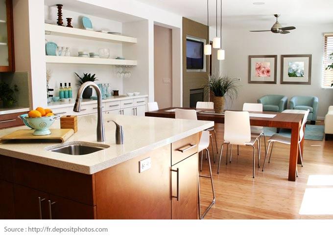 10 idées de rangement pour optimiser une petite cuisine - 3