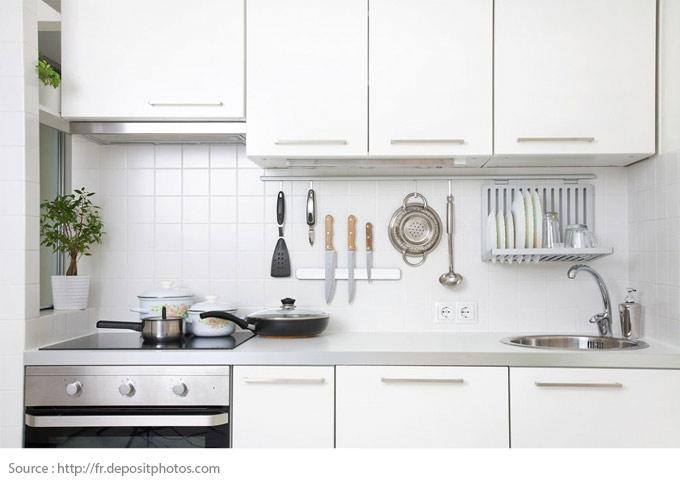 10 idées de rangement pour optimiser une petite cuisine - 6