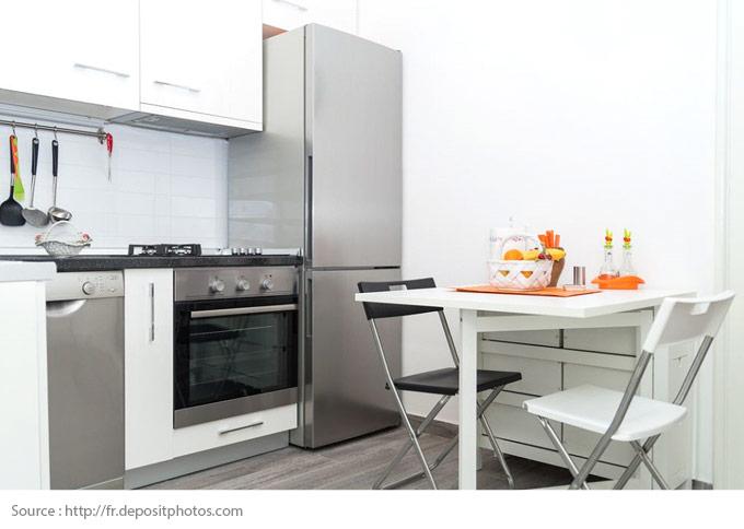 10 idées de rangement pour optimiser une petite cuisine - 10